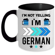 Cool Gift For German Coffee Mug, I'm German Accent Mug - $19.99+