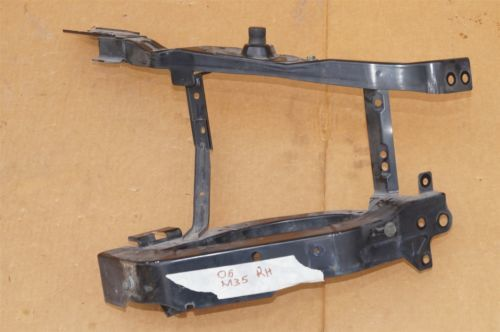 06-10 Infiniti M35 M45 Headlight Mount Bracket Passenger Right RH