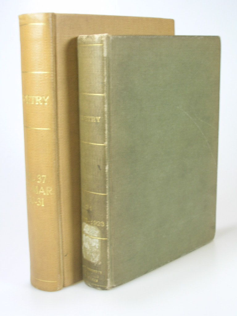 Primary image for 1923 / 1931 Ernest HEMINGWAY Poetry scarce volumes Three Stories Ten Poems