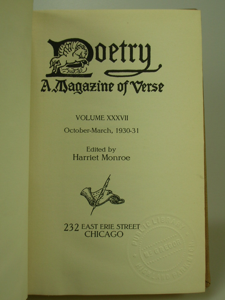 1923 / 1931 Ernest HEMINGWAY Poetry scarce volumes Three Stories Ten Poems image 3