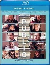 The Public [Blu-ray + Digital]