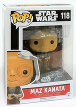 Funko Pop! Star Wars Maz pour Kanata non Lunettes Vinyle Figurine Jouet - $13.35