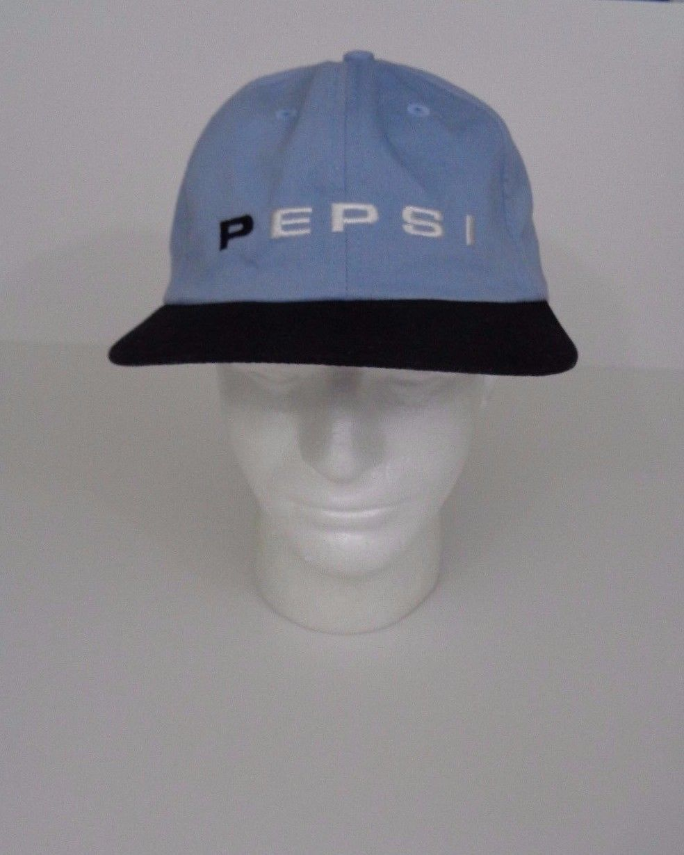 Pepsi Cola Blue Collectable Cap Hat One Size and 21 similar items. 57 61f0080bd992
