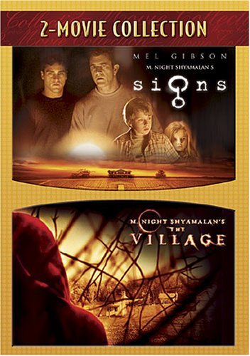 Signs / The Village (2004) DVD