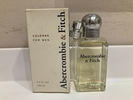 Rare Vintage Abercrombie Classic For Men 1998 Signature Edt 3.3oz/ 100ml - $345.51