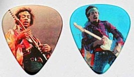 Jimi Hendrix 2 x Guitar Pick Set Rock Plectrums... - $5.99