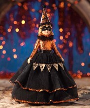 "Bethany Lowe Designs Halloween ""Magic Halloween Doll"" TD6040 - $56.99"