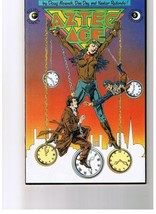 Aztec Ace Number Five [Comic] by Moench, Day and Redondo - $12.99