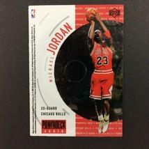Michael Jordan 1997-98 Upper Deck Power Deck Audio SP Red Jersey Insert ... - $19.75
