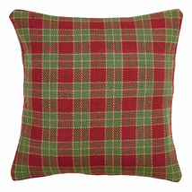 """Robert Pillow w/Down Fill - 18""""x18"""" - VHC Brands - Country Farmhouse Style"""