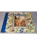 Walt Disney Movie Snow White and the Seven Dwarfs Book 1938 HC DJ - $19.95