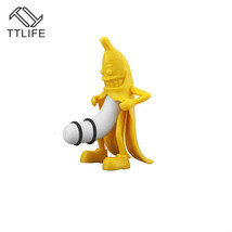 TTLIFE Funny Mr. Yellow Plastic Bar Tools Banana Vacuum - $19.95