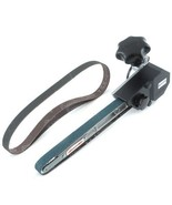Kanzawa Disc Sander Attaching Belt Sander 15mm With #60,#80,#120 Belt F/... - $58.08