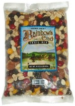 Trader Joe's Rainbow's End Trail Mix - Chocolate, Peanuts, Raisins, and Almon... - $15.83