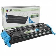 LD Q6001A 124A Cyan Laser Toner Cartridge for HP Printer - $9.00