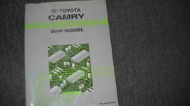 2004 Toyota Camry Electrical Wiring Diagram Service Shop Repair Manual EWD 04 - $32.62