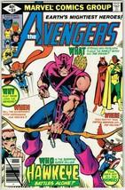 Avengers #189 (1963) - 9.2 NM- *Wings and Arrows/Hawkeye- Deathbird* - $12.86