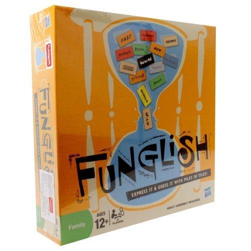 Hasbro Funglish