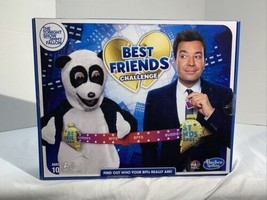 Hasbro Gaming The Tonight Show Starring Jimmy Fallon Best Friends Challenge - $17.81