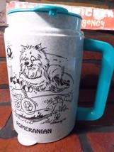 Pomerania Viaggio Dawg Tazza Cartone Animato Mccartney Cane - $5.93