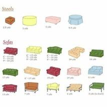 Arc Com Upholstery Fabric Hush Wool Blend Mist Gray 14 yds 62110-1 QP-c14 image 2