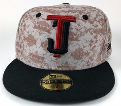 Tijuana Toros Fitted Hat New Era 59 Fifty Baseball TJ Camo Tijtor YOUTH ... - $19.79