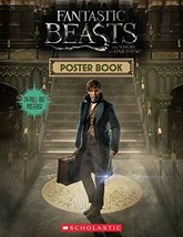 Fantastic Beasts and Where to Find Them: Poster Book [Paperback] Scholastic - $6.85