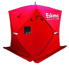 Eskimo Quickfish 69143 Quickfish 3 Pop-Up Portable Ice Shelter, 3 Person - $325.91 CAD