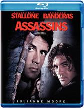 Assassins (Blu-Ray/Ff-16X9/Eng-Sp-Fr Sub)