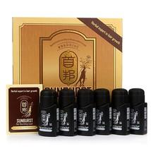 Hairs Growth Care Original Herbal 6x50ml Anti Hair Loss Natural Ancient Formula - $44.50