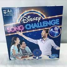 Hasbro Gaming Disney Song Challenge Singing Board Game Rare BRAND NEW! - $27.71