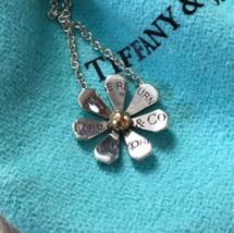 TIFFANY & Co Return Tiffany Love Bugs Daisy Pendant No Box Used - $746.45
