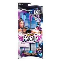 Nerf Rebelle Arrow Refill new in box Hasbro Secret & Spies NIB 3 Arrows NIP - $14.10