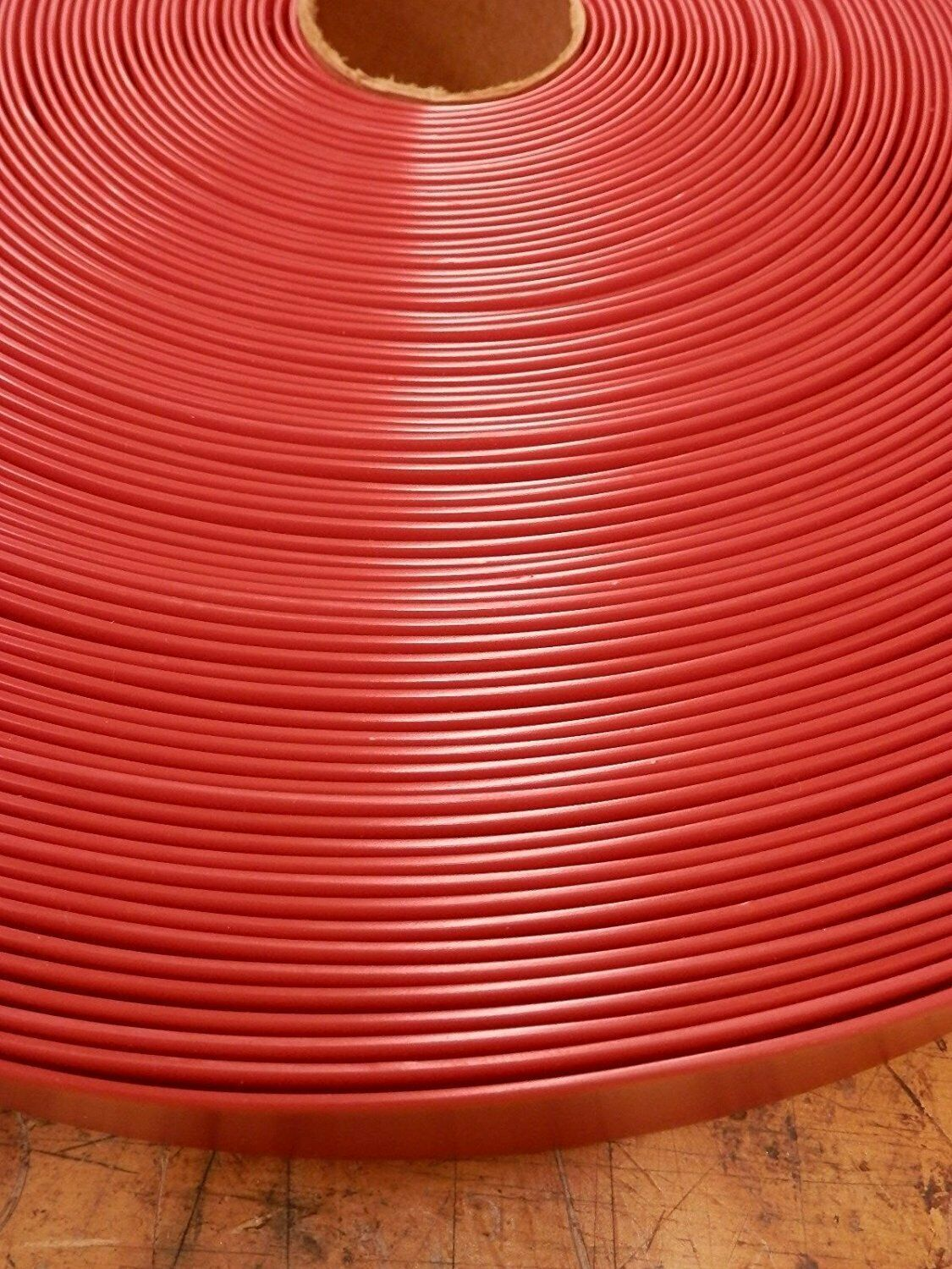 "1.5""x20' Patio Vinyl Chair Chaise Lounge Furniture Repair Strapping (Red)"