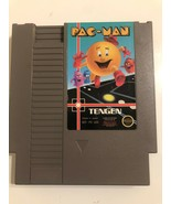 Nintendo NES Video Game Pac-Man Cleaned & Tested Free Ship Authentic - $13.51