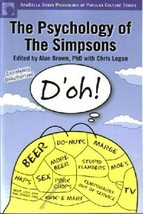 The Psychology of the Simpsons: D?oh! Trade Book NEW UNREAD - $14.50