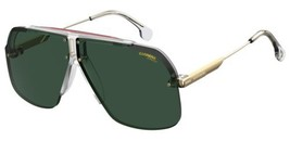 Carrera Men Sunglasses CA1031S 0900 Crystal 67 7 145 Pilot - $141.55