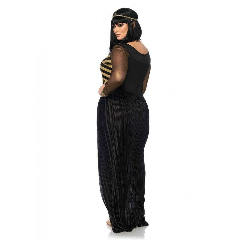 Leg Avenue Nile Queen Plus Size Egyptian Goddess Isis Adult Costume 85512X