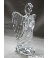 Waterford Crystal 6-Inch Guardian Angel Figurine No Box - $59.00