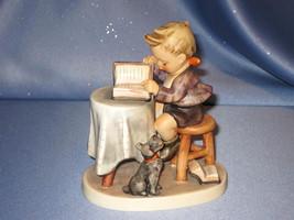 M. I. Hummel - Little Bookkeeper Figurine by Goebel. - $228.00