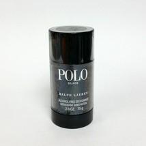 Polo Black by Ralph Lauren Deodorant Stick Alcohol Free 2.6 oz / 75 g Se... - $19.99