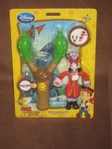 Disney Store Jake Neverland Hook Launcher Set toy. New on card.  for 6+ - $16.60