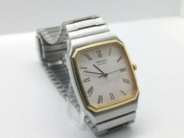 Seiko Roman Numerals 28mm Watch, 3421-5230, New Battery, Working - $70.00