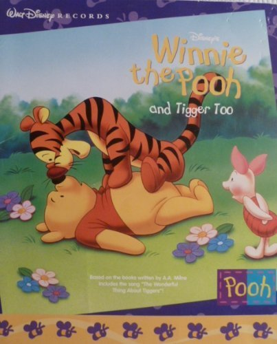Winnie the Pooh & Tigger Too: Read-Along by Read-Along