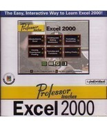 Professor Teaches Excel 2000 [CD-ROM]  - $14.99