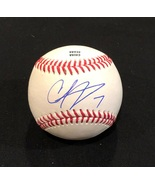 CHRISTIAN VAZQUEZ AUTOGRAPHED SIGNED O.L. BASEBALL Boston RED SOX w/COA ... - $69.99