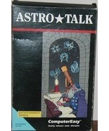 Astro * Talk Astrology Software - Vintage Software For The APPLE II Comp... - $49.99