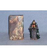 W.U.I Myths & Legends Wizard Figurine Summit Collection NIB Blue - $7.99