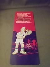 A tennis nut like you.. Hi Brows American Greetings Card 1960s Era - $10.00