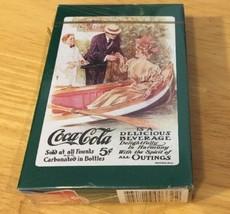 Coca Cola Playing Cards Bridge Deck - $6.79